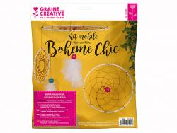Acheter Kit mobile attrape rêves bohème chic - 13,99€ en ligne sur La Petite Epicerie - 100% Loisirs créatifs