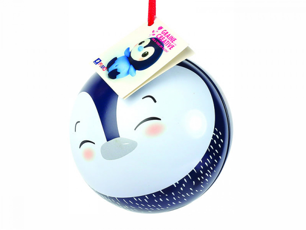 Acheter Boule de Noel métallique + fimo - Pingouin - 8,49€ en ligne sur La Petite Epicerie - 100% Loisirs créatifs