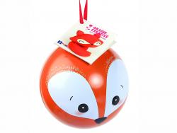Acheter Boule de Noel métallique + fimo - Renard - 8,49€ en ligne sur La Petite Epicerie - 100% Loisirs créatifs