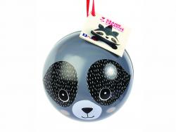 Acheter Boule de Noel métallique + fimo - Raton laveur - 8,49€ en ligne sur La Petite Epicerie - 100% Loisirs créatifs