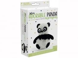 Acheter Kit pompons panda - 2,49€ en ligne sur La Petite Epicerie - Loisirs créatifs