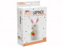 Acheter Kit pompons lapinou - 2,49€ en ligne sur La Petite Epicerie - 100% Loisirs créatifs