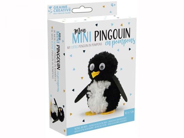 Acheter Kit pompons pingouin - 2,49€ en ligne sur La Petite Epicerie - 100% Loisirs créatifs
