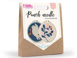 Acheter Kit punch needle diptyque 150 mm - 19,49€ en ligne sur La Petite Epicerie - 100% Loisirs créatifs