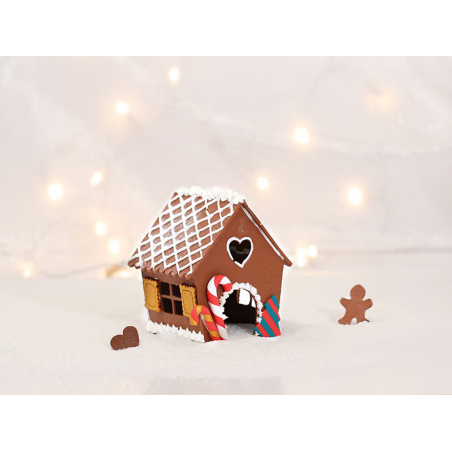 Acheter Maison en pain d'épice à modeler - 19,99€ en ligne sur La Petite Epicerie - 100% Loisirs créatifs