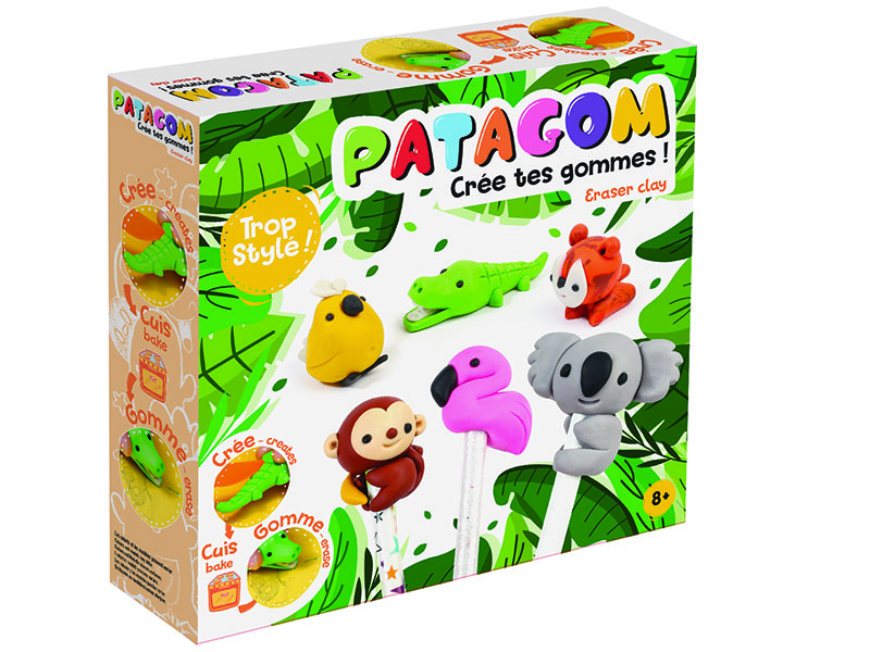 Acheter Coffret patagom animaux sauvages - 16,49€ en ligne sur La Petite Epicerie - 100% Loisirs créatifs