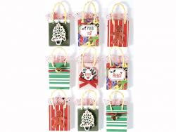 Acheter 9 stickers sac cadeau effet 3D - 4,29€ en ligne sur La Petite Epicerie - 100% Loisirs créatifs