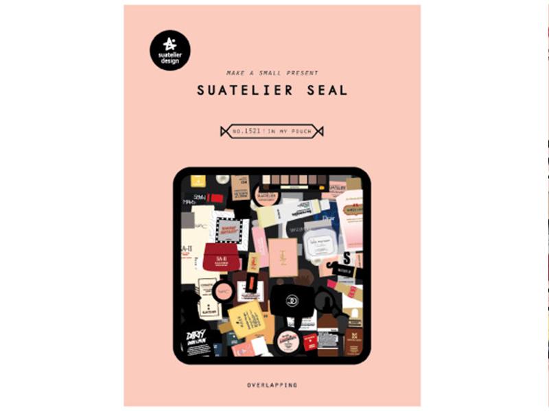 Acheter Stickers cosmétique en folie - 4,69€ en ligne sur La Petite Epicerie - Loisirs créatifs