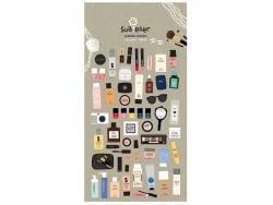 Acheter Stickers jolie cosmétique - 2,49€ en ligne sur La Petite Epicerie - 100% Loisirs créatifs