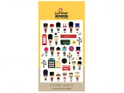 Acheter Stickers soldats anglais - 2,49€ en ligne sur La Petite Epicerie - Loisirs créatifs