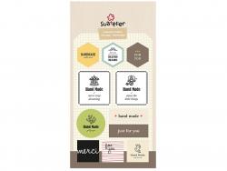 Acheter Stickers «handmade» - 3,09€ en ligne sur La Petite Epicerie - 100% Loisirs créatifs