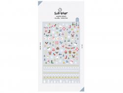 Acheter Stickers hiver magique - 2,49€ en ligne sur La Petite Epicerie - Loisirs créatifs