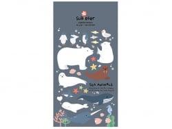 Acheter Stickers animaux marins - 2,49€ en ligne sur La Petite Epicerie - Loisirs créatifs