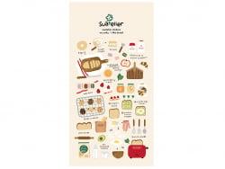 Acheter Stickers boulangerie passion - 2,49€ en ligne sur La Petite Epicerie - Loisirs créatifs