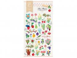Acheter Stickers fleurs printanières - 2,49€ en ligne sur La Petite Epicerie - 100% Loisirs créatifs