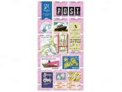Acheter Stickers timbres rétro - 2,49€ en ligne sur La Petite Epicerie - 100% Loisirs créatifs