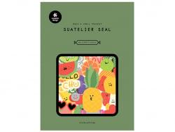 Acheter Stickers fruits en folie - 4,69€ en ligne sur La Petite Epicerie - Loisirs créatifs