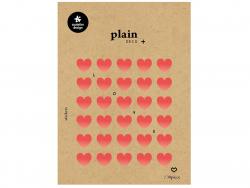 Acheter 30 stickers cœurs roses - 1,59€ en ligne sur La Petite Epicerie - Loisirs créatifs