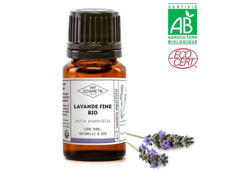 Acheter Huile essentielle de Lavande fine BIO - 5 ml - 3,79€ en ligne sur La Petite Epicerie - 100% Loisirs créatifs