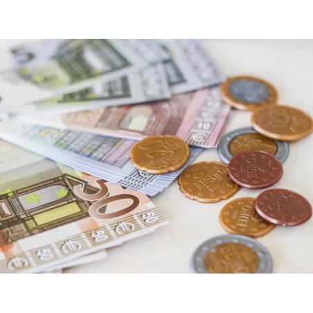 Acheter Argent factice pour jouer (56 pcs et billets) - 4,99€ en ligne sur La Petite Epicerie - 100% Loisirs créatifs