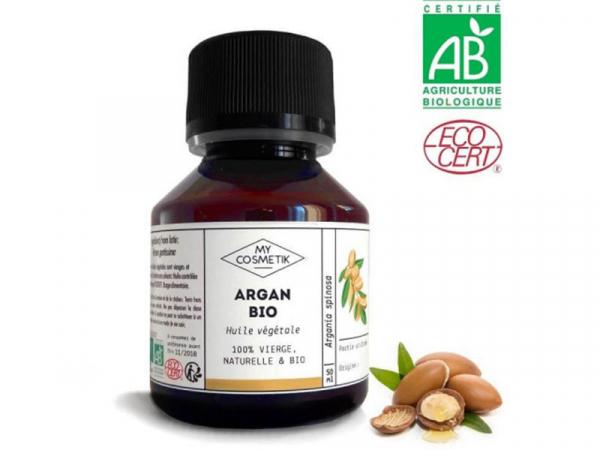 Acheter Huile d'Argan BIO - 50 ml - 5,99€ en ligne sur La Petite Epicerie - Loisirs créatifs