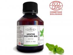 Acheter Hydrolat de Menthe Poivrée BIO cosmétique - 100 ml - 3,29€ en ligne sur La Petite Epicerie - Loisirs créatifs