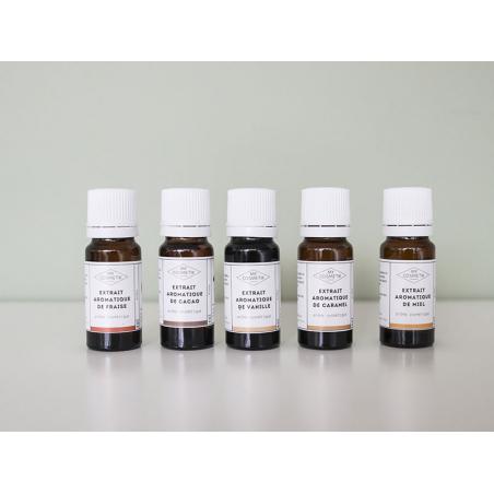 Acheter Extrait aromatique de Vanille - 10 ml - 2,69€ en ligne sur La Petite Epicerie - 100% Loisirs créatifs