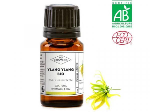 Acheter Huile essentielle d'Ylang Ylang BIO - 5 ml - 2,59€ en ligne sur La Petite Epicerie - 100% Loisirs créatifs