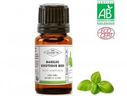 Acheter Huile essentielle de Basilic exotique BIO - 5 ml - 2,19€ en ligne sur La Petite Epicerie - 100% Loisirs créatifs