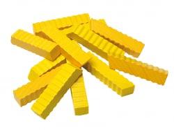 Acheter lot de 12 frites - jouets en bois pour dinette - 3,99€ en ligne sur La Petite Epicerie - Loisirs créatifs