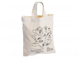 Acheter Petit tote bag / sac en coton pour jouer à la marchande - 1,99€ en ligne sur La Petite Epicerie - Loisirs créatifs