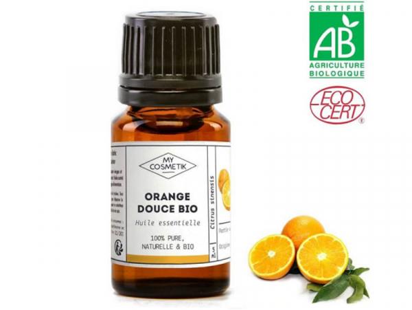 Acheter Huile essentielle d'Orange douce BIO - 5 ml - 1,69€ en ligne sur La Petite Epicerie - 100% Loisirs créatifs