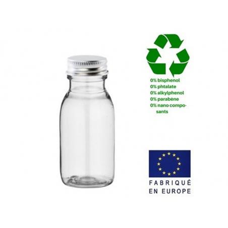 Acheter Flacon vide 50 ml avec bouchon aluminium - 0,89€ en ligne sur La Petite Epicerie - 100% Loisirs créatifs