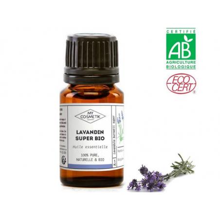 Acheter Huile essentielle de Lavandin super Haute Provence BIO - 5 ml - 2,09€ en ligne sur La Petite Epicerie - 100% Loisirs...