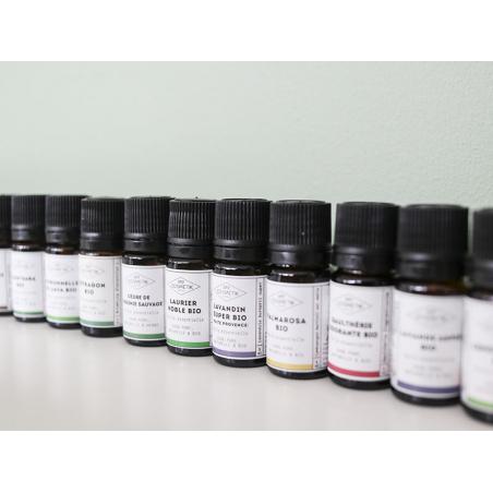 Acheter Huile essentielle de Palmarosa BIO - 5 ml - 2,29€ en ligne sur La Petite Epicerie - Loisirs créatifs