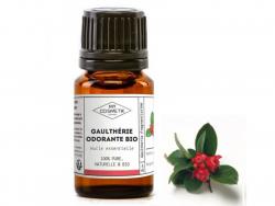 Acheter Huile essentielle de Gaulthérie Odorante BIO - 5 ml - 2,89€ en ligne sur La Petite Epicerie - Loisirs créatifs