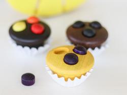 Acheter Lot de 3 gateaux muffin - jouet en bois pour dinette - 5,99€ en ligne sur La Petite Epicerie - 100% Loisirs créatifs