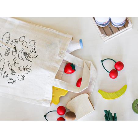 Acheter Baguette - jouet en bois pour dinette - 3,99€ en ligne sur La Petite Epicerie - 100% Loisirs créatifs