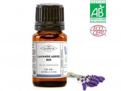 Acheter Huile essentielle de lavande Aspic BIO - 5 ml - 3,29€ en ligne sur La Petite Epicerie - 100% Loisirs créatifs