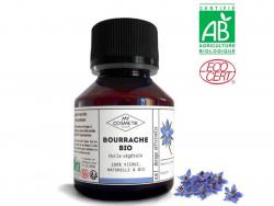 Acheter Huile de Bourrache BIO - AB - 50 ml - 9,39€ en ligne sur La Petite Epicerie - 100% Loisirs créatifs