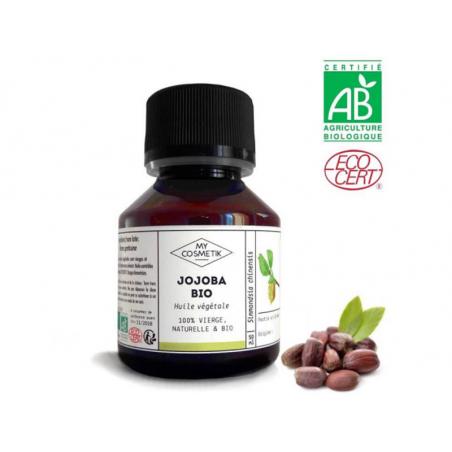Acheter Huile de Jojoba BIO - AB - 50 ml - 1,19€ en ligne sur La Petite Epicerie - 100% Loisirs créatifs