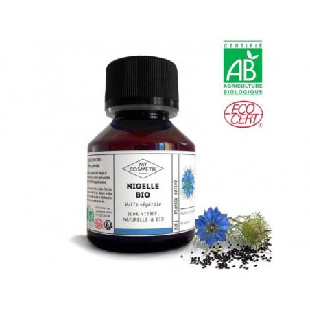 Acheter Huile de Nigelle BIO - AB - 50 ml - 5,89€ en ligne sur La Petite Epicerie - Loisirs créatifs