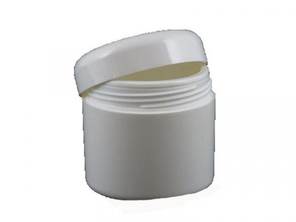 Acheter Pot vide simple paroi blanc - 100 ml - 1,49€ en ligne sur La Petite Epicerie - 100% Loisirs créatifs