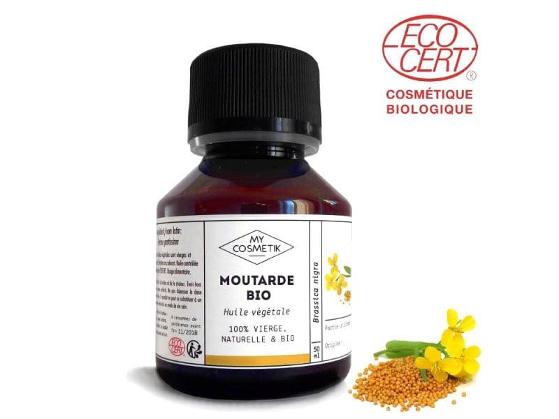 Acheter Huile de Moutarde BIO - 50 ml - 5,29€ en ligne sur La Petite Epicerie - Loisirs créatifs