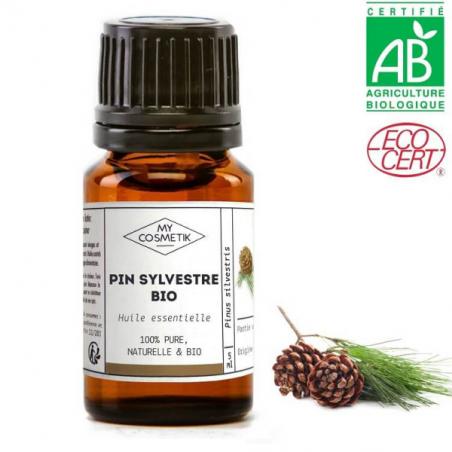 Acheter Huile essentielle de Pin Sylvestre BIO - 5 ml - 2,79€ en ligne sur La Petite Epicerie - 100% Loisirs créatifs