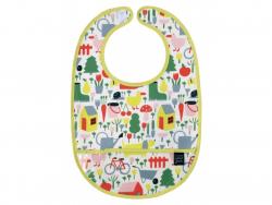 Acheter Bavoir en toile cirée - la campagne - 7,99€ en ligne sur La Petite Epicerie - Loisirs créatifs