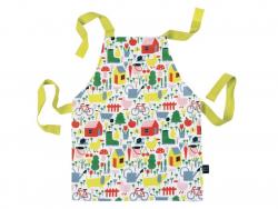 Acheter Tablier en toile cirée pour enfant - motifs la campagne - 9,49€ en ligne sur La Petite Epicerie - 100% Loisirs créatifs