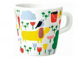 Acheter Petit mug pour bébé - la campagne - 5,29€ en ligne sur La Petite Epicerie - Loisirs créatifs