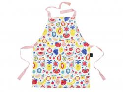 Acheter Tablier en toile cirée pour enfant - tutti frutti - 9,49€ en ligne sur La Petite Epicerie - Loisirs créatifs