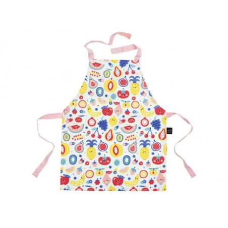 Acheter Tablier en toile cirée pour enfant - tutti frutti - 9,49€ en ligne sur La Petite Epicerie - 100% Loisirs créatifs
